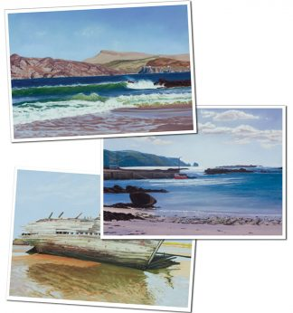 Donegal's Atlantic Coast Prints