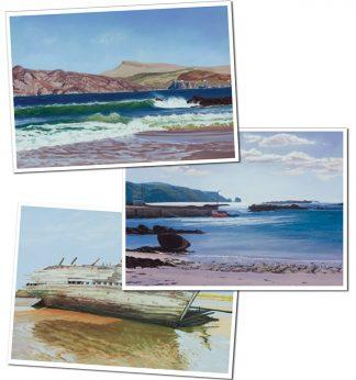 Donegal's Atlantic Coast Prints