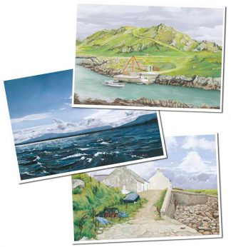 Donegal Island Prints