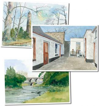 Antrim Town and Country Prints