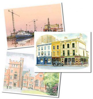 Belfast Prints