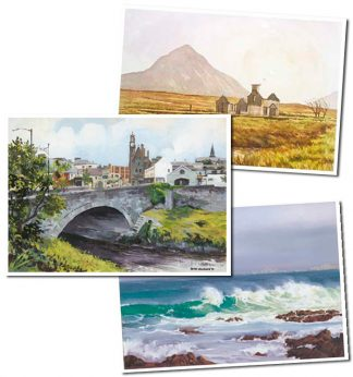 Co. Donegal Prints