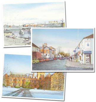 East Belfast Prints