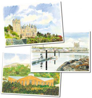 Lough's North Shore Prints