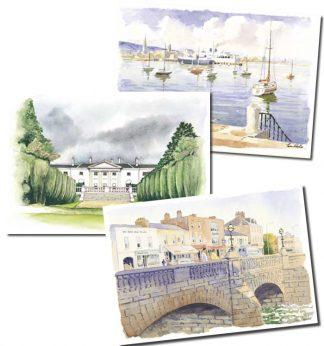 Dublin Area Prints