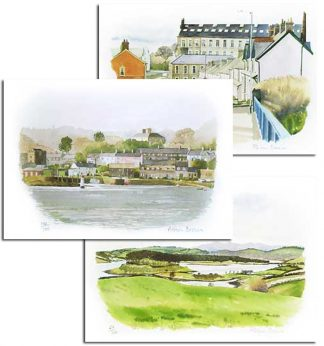 Strangford Lough and surrounds prints